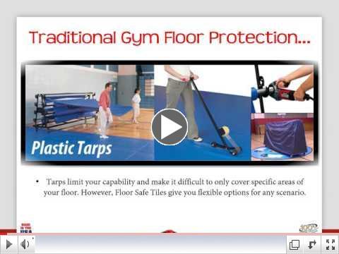 Andersen Floor Safe Tiles
