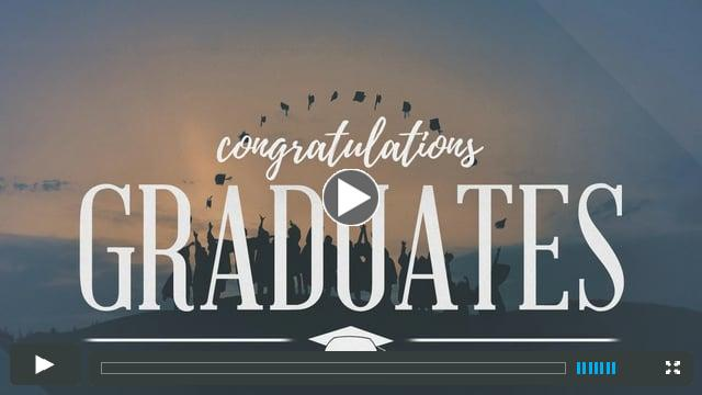 Congratulations to our 2018 High School Graduates