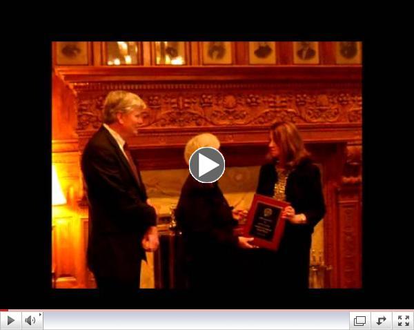 MWRA Advisory Board Names Senate President Murray Legislator of The Year