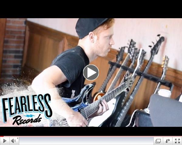 Blessthefall - 'Hollow Bodies' Studio Update