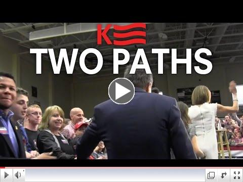 Highlights from Governor Kasich's April 12 Speech in NY