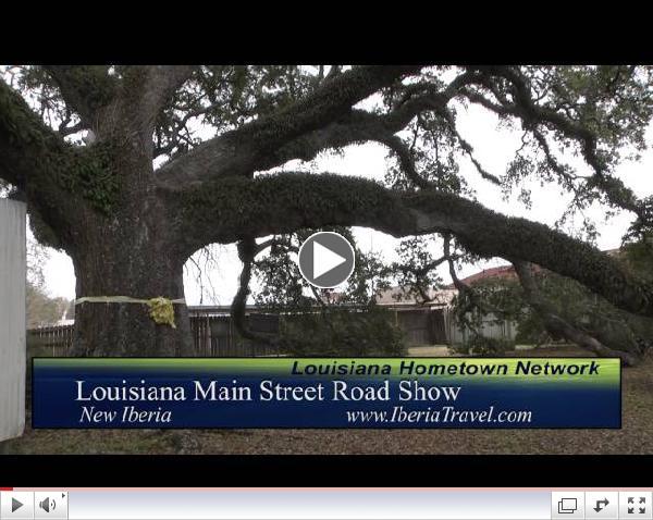 New Iberia - Louisiana Main Street Road Show