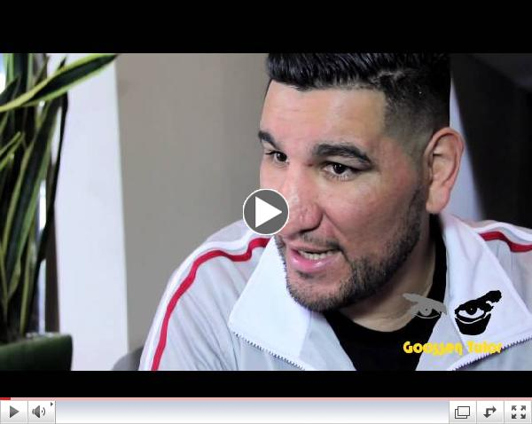 Chris Arreola workout for WBC Championship