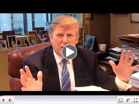Trump Exposes Trump
