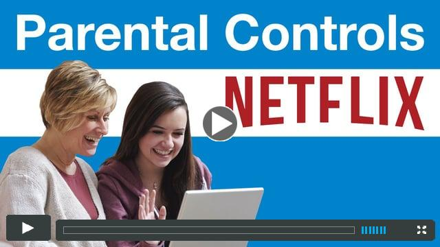 Introduction to Parental Controls on Netflix
