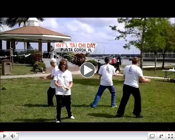 World Tai Chi Day (WTCD) 2013 Punta Gorda, Florida, USA