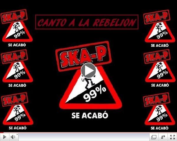 02 Canto a la rebelion Ska-P 99% 2013 (con letra) 02/15.wmv
