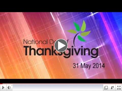Focus 2014 - Australia's National Thanksgiving Day