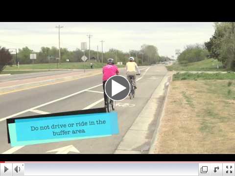 Bike Lane Markings PSA