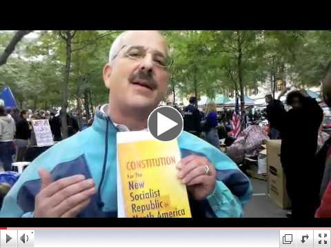 Raymond Lotta at Occupy Wall Street: A Message of Solidarity and Revolution