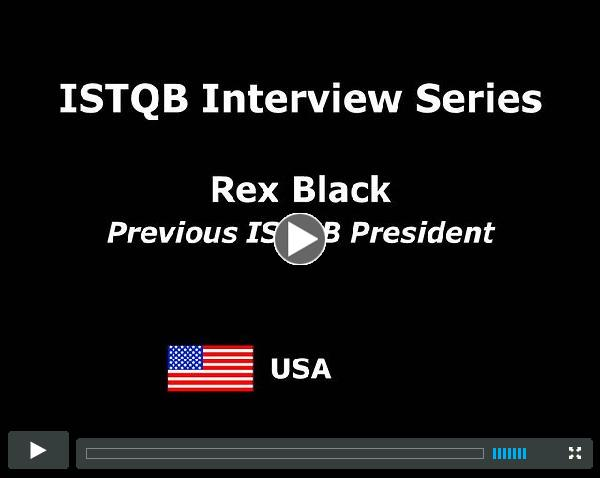 ISTQB Previous President Rex Black Interview