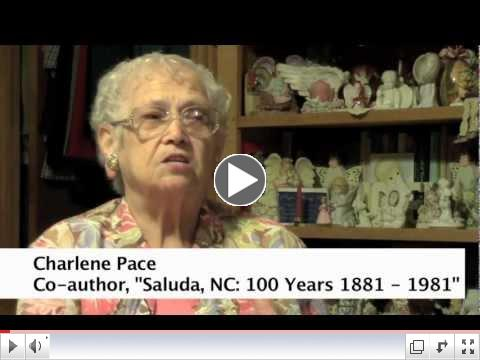 Saluda Voices from the First 100 Years Promo