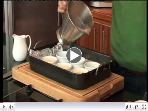 Kevin Dundon recipe: Creme Brulee