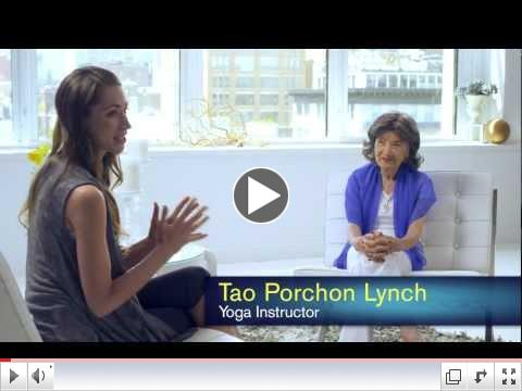 Tara Stiles & Tao Porchon Lynch: Living a Fear-Free Life