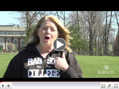 Join in the fun of BabsonQuest!