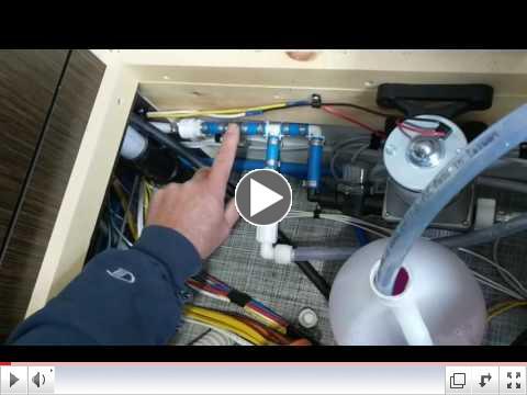 2016 Cirrus Truck Camper Winterization Pt 2 - Truck Camper Warehouse