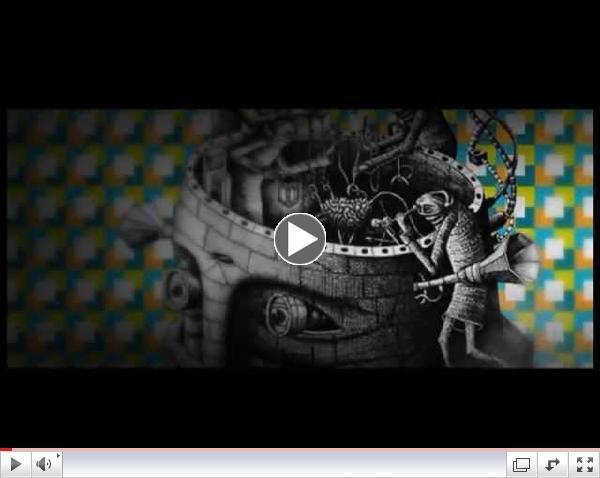 BLOOP international proactive art FESTIVAL IBIZA 2013 - TEASER - powered by Biokip