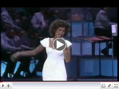 Whitney Houston - One Moment In Time (Grammy Awards Live)