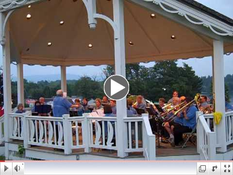 New Horizons Band of the Lakes Region - Music from