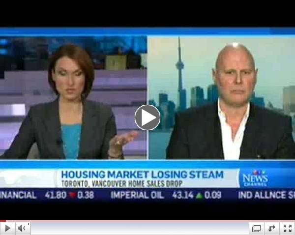 CTV News Channel - Housing Market Losing Steam - Jan 2013