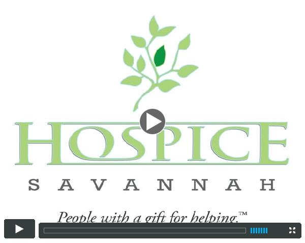 HOSPICE SAVANNAH: People with a Gift for Helping
