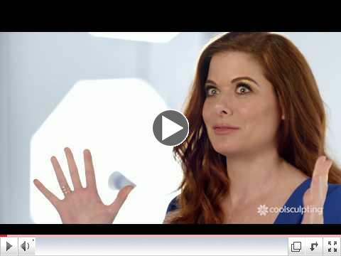 Debra Messing on CoolSculpting