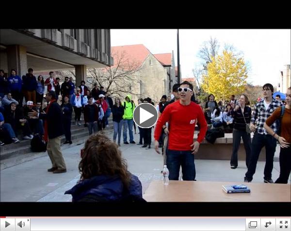 Kaos at Kansas University
