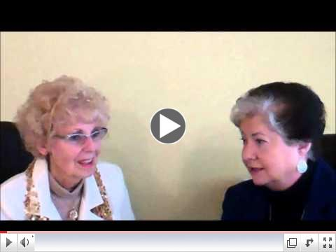 Genii Townsend and Rev. Diana Runge Introduce The 4 keys to Light