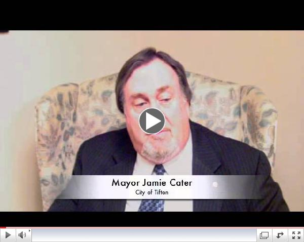 Tifton Mayor Jamie Cater Explains Council's Decision on Tift Theatre