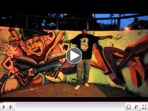 Poppin' Exhibit @ Urban Artistry's outdoor jam in DC @ Garfield Park April 29 feat. Popmaster Fabel, Pandora, Steen, Damon Frost, Future, Rashaad in front of the recently created art by Scotty76, Name & Fabel (Paser)!