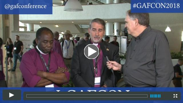 Gafcon has a new Chair, Foley Beach,  and General Secretery, Ben Kwashi