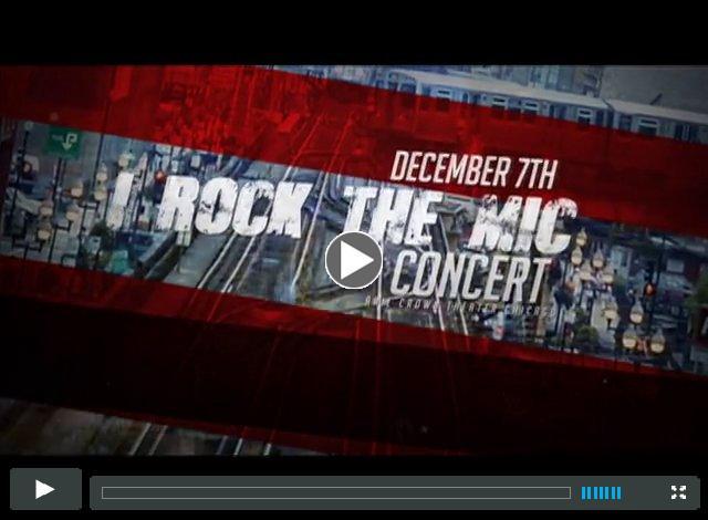 I Rock The Mic Dec. 7th