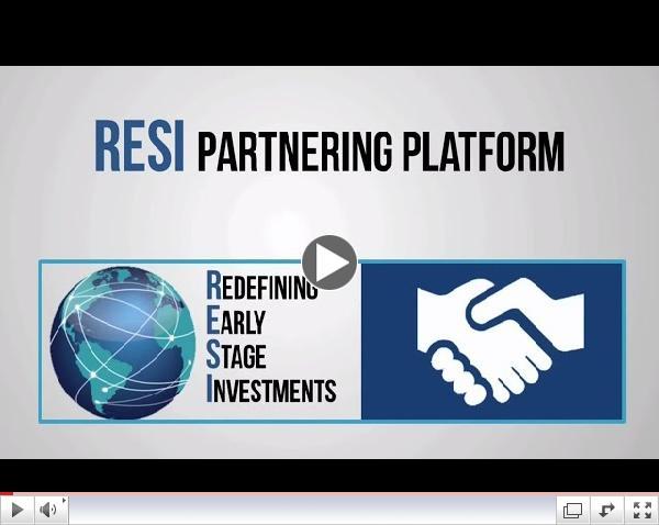 Life Science Nation - RESI Partnering Platform Demo