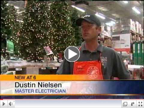 LED Christmas Lights: Prettier, Cheaper, Safer