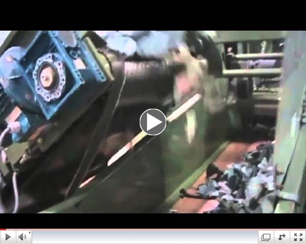 The Blue Jeans Go Green Denim Recycling Process