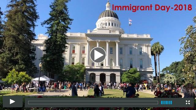 Immigrant Day 2018