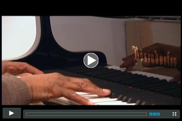 A short video feature on Randy Weston