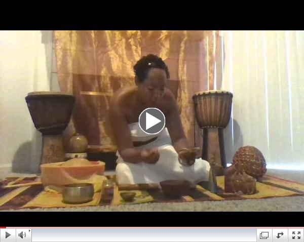 Watersongline Teleseminar Omileye Prayers