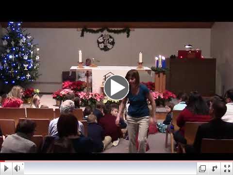 Christmas Eve Children's Sermon -