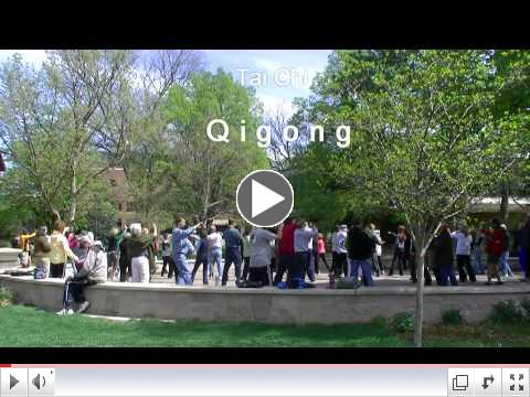 World Tai Chi and Qigong Day Colorado Springs 2012