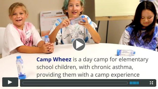 Camp Wheez Summer Camp