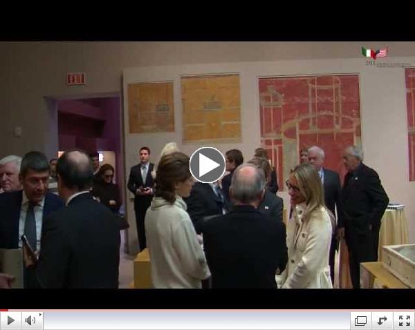 Unveiling the Capitoline Brutus at MFA Boston