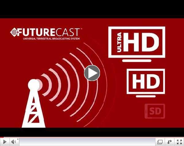 FUTURECAST Next-Gen TV Broadcast System: GatesAir's ATSC 3.0 Collaboration with LG and Zenith