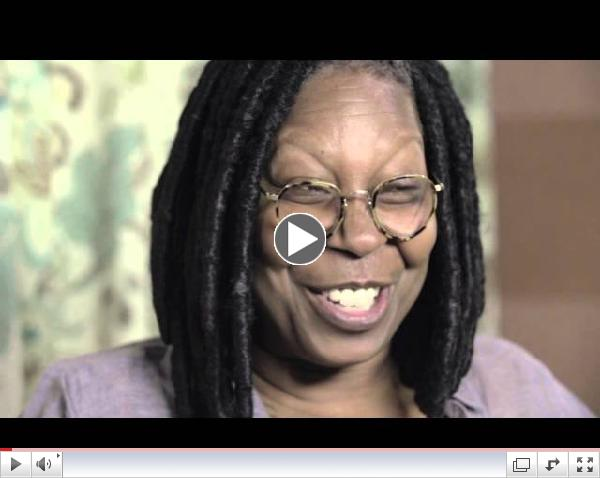 Founder Quinn Bradlee talks Dyslexia with Whoopi Goldberg