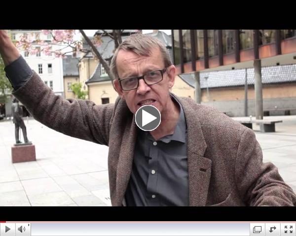 Dr. Hans Rosling, Myths on Vaccination @ Nordic Media Festival 2014