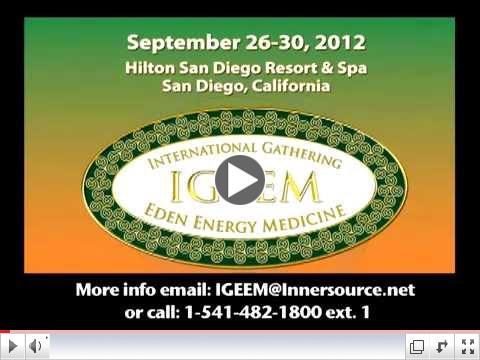 International Gathering of Eden Energy Medicine