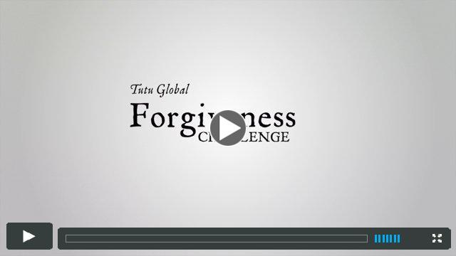Tutu Global Forgiveness Challenge