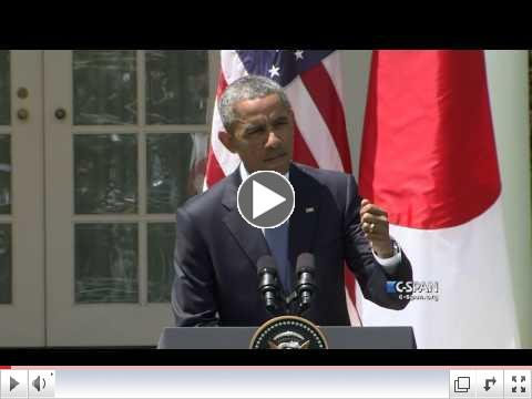 President Obama on Baltimore Riots (C-SPAN)