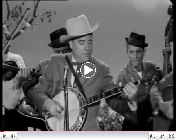 Flatt & Scruggs - Foggy Mountain Breakdown - Grand Ole Opry Classics