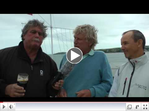 Martin Payne Interviews Lawrie Smith And Grant Gordon